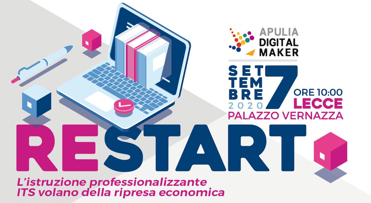 """A Palazzo Vernazza """"Restart: l'istruzione professionalizzante volano della ripresa economica""""."""
