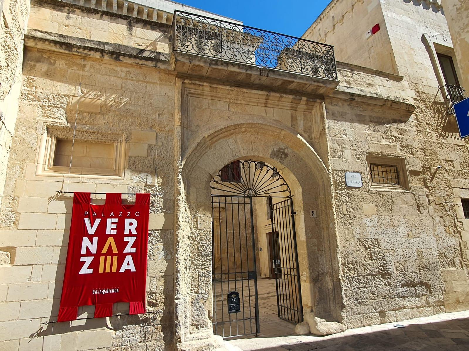 Palazzo Vernazza. Apre al pubblico per svelare i tesori della storia di Lecce con un percorso di visita d'innovazione